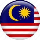 malaysia, country, flag, nation