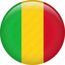 mali, country, flag, nation