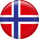 norway, country, flag