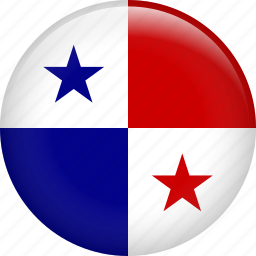 country, flag, nation, panama icon