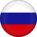 russian, country, flag, russia, nation