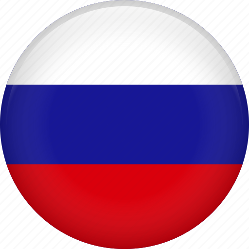 country, flag, nation, russia, russian icon