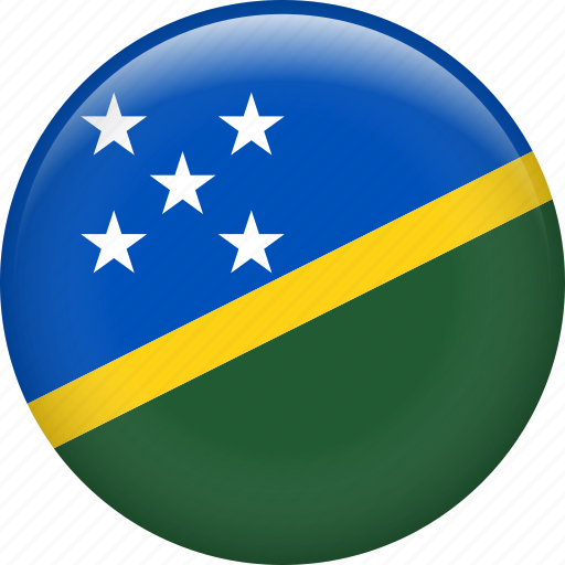 country, flag, nation, solomon islands icon