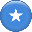 somalia, country, flag, national