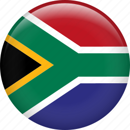 country, flag, nation, national, south africa icon