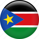 country, flag, south sudan, nation