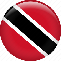 country, flag, nation, trinidad and tobago icon