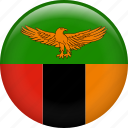 zambia, country, flag, nation