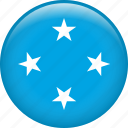 micronesia, country, flag, nation