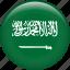 country, flag, nation, saudi arabia icon