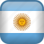 argentina, country, flag icon