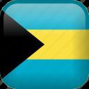 bahamas, country, flag