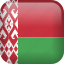 belarus, country, flag icon