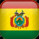 bolivia, country, flag