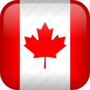 canada, country, flag