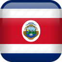 country, flag, costa rica