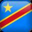 congo, country, democratic republic of the congo, dr congo, flag icon