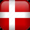 denmark, country, flag