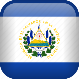 country, el salvador, flag icon