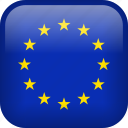 eu, euro, europe, european, flag, union icon