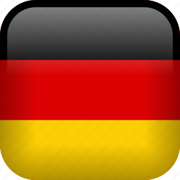country, dutch, flag, germany icon