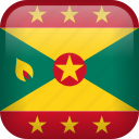 grenada, country, flag