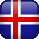 iceland, country, flag