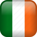ireland, country, flag