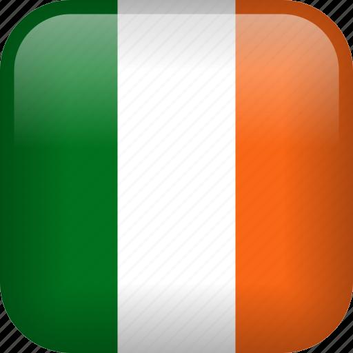 country, flag, ireland icon