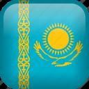 kazakhstan, country, flag