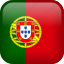 country, flag, portugal icon