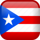 country, flag, puerto rico