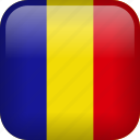 romania, country, flag