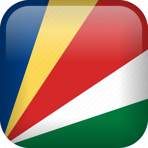 country, flag, seychelles icon