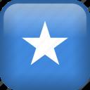 somalia, country, flag icon