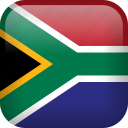 country, flag, south africa