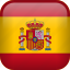 country, flag, spain icon