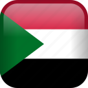 sudan, country, flag