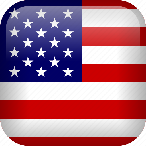 america, american, flag, united states, united states of america, usa icon