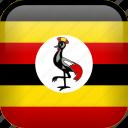 uganda, country, flag