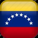 venezuela, country, flag