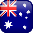 australia, country, flag icon
