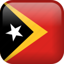 country, east timor, flag, timor-leste icon