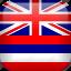 country, flag, hawaii icon