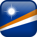 country, flag, marshall islands icon