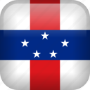 country, flag, netherlands antilles icon
