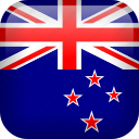 country, flag, new zealand
