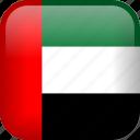 uae, arab, country, emirates, flag, united, united arab emirates