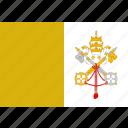 rectangle, vatican