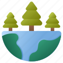 forest, nature, green earth, planet earth, sustainable, world, leaves